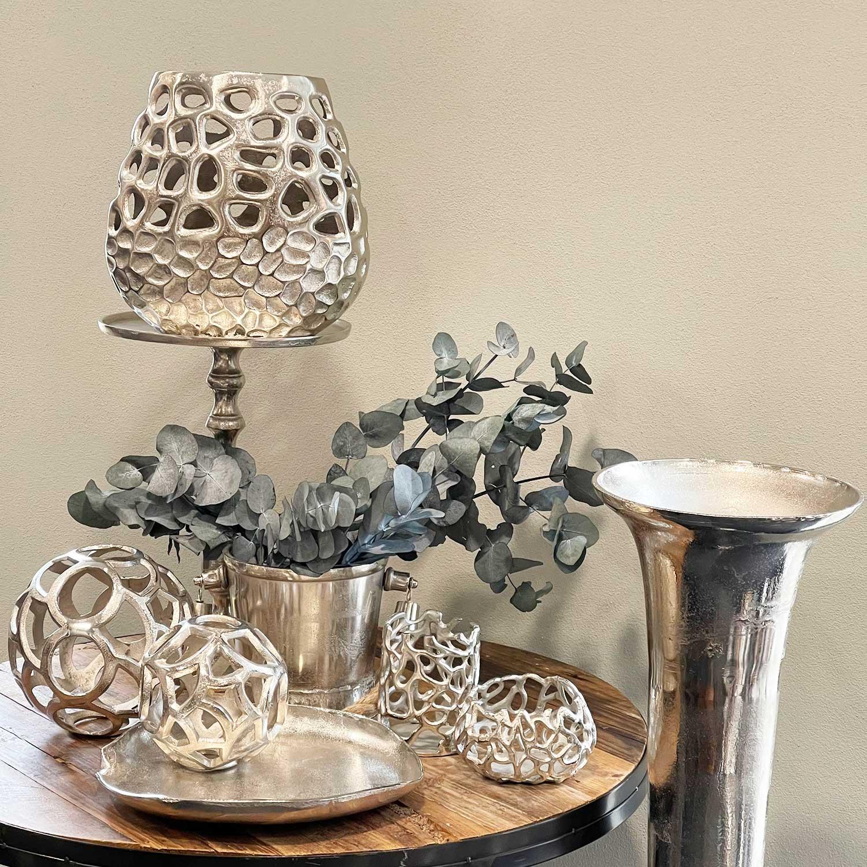 Deko Elemente aus Aluminium